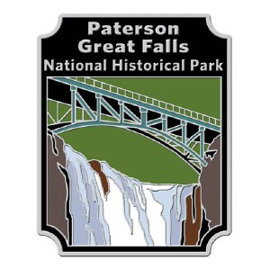Paterson Great Falls Pin