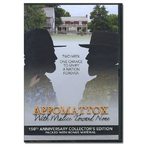 Appomattox With Malice Toward None DVD