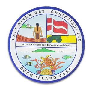 St Croix National Park Service Magnet