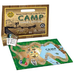 CAMP Board Game - Travel Edition