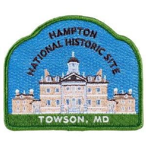 Hampton National Historic Site Patch: Ridgely Mansion