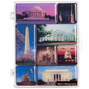 Washington, DC Mini Magnets