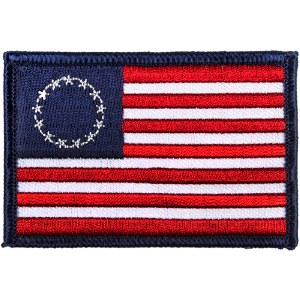 First Stars and Stripes Patch