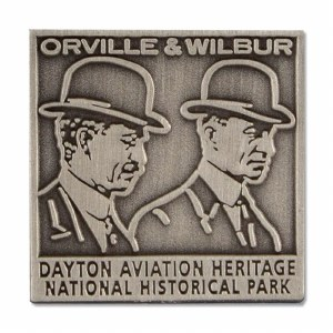 Orville & Wilbur Wright Lapel Pin
