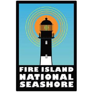 Fire Island National Seashore Collectable Lapel Pin