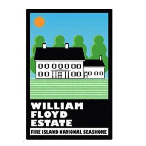 William Floyd Estate Fire Island National Seashore Pin