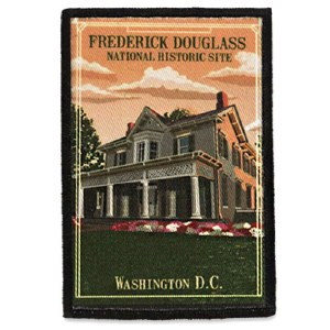 Frederick Douglass National Historic Site Collectible Patch
