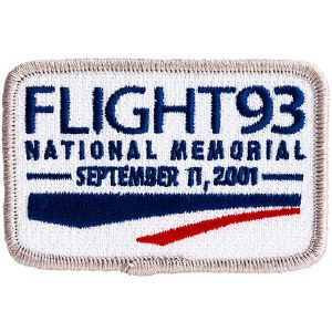 Flight 93 National Memorial Embroidered Patch