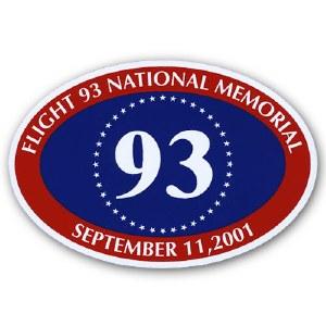 Flight 93 National Memorial Magnet