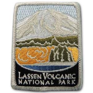 Lassen Volcanic National Park Patch