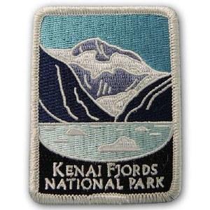 Kenai Fjords National Park Patch