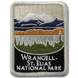 Wrangell St.-Elias National Park Patch