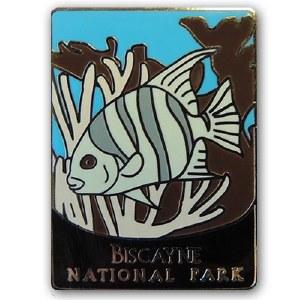 Biscayne National Park Pin