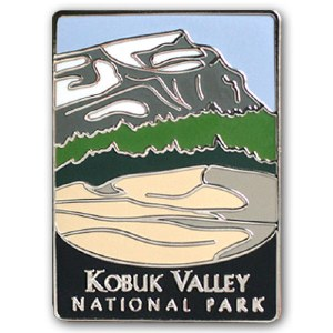 Kobuk Valley National Park Pin