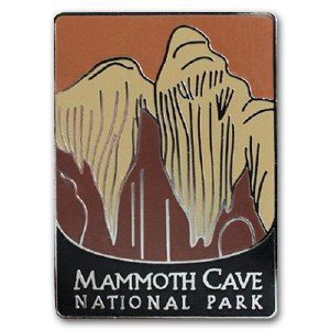 Mammoth Cave National Park Pin