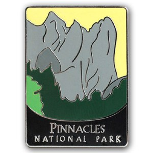 Pinnacles National Park Pin
