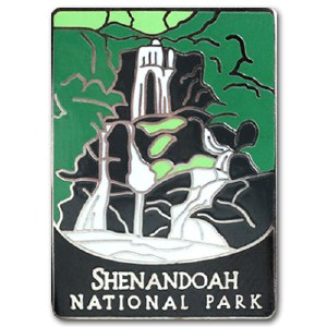 Shenandoah National Park Pin