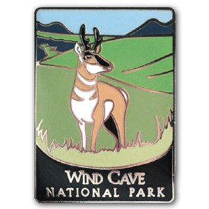 Wind Cave National Park Pin