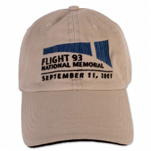 Flight 93 Wall of Names Cap