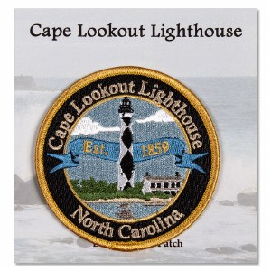 Cape Lookout Lighthouse Patch