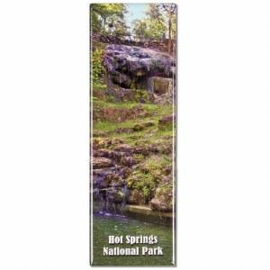 Hot Springs National Park Arlington Lawn Magnet