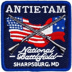 Antietam National Battlefield Embroidered Patch