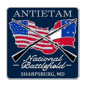 Antietam National Battlefield Lapel Pin