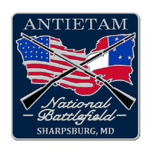 Antietam National Battlefield Lapel Pin