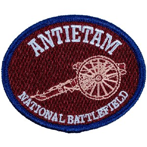 Antietam Cannon Patch