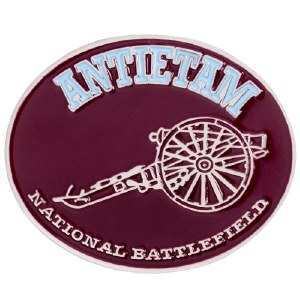 Antietam Cannon Pin