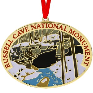 Russell Cave Ornament