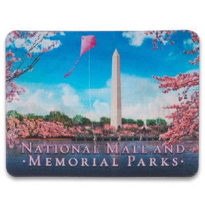 National Mall and Memorial Parks Cherry Blossom Festival Magnet