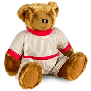 Gertrude's Plush Teddy Bear