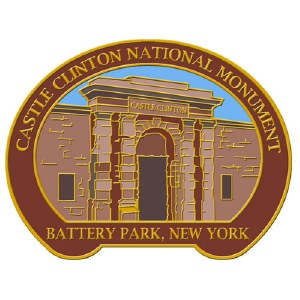 Castle Clinton National Monument Magnet