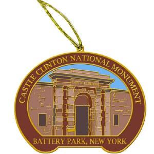 Castle Clinton Ornament