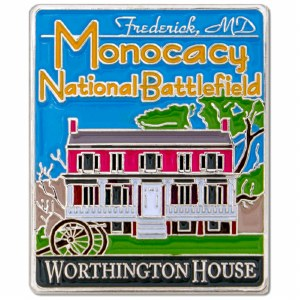 Monocacy Worthington House Pin