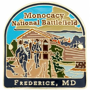 Monocacy Bridge Hiking Medallion