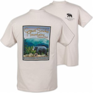 Great Smoky Mountains National Park T-Shirt - XL