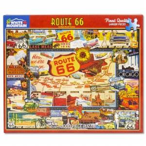 Route 66 Puzzle