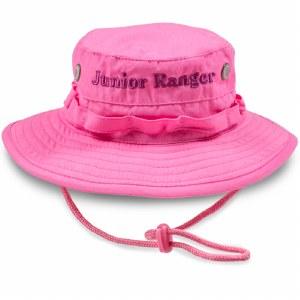 Pink Junior Ranger Hat