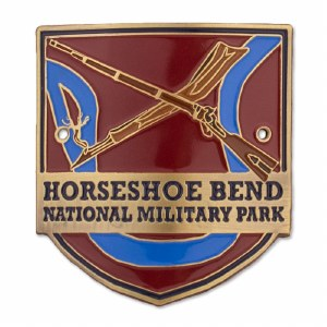 Horseshoe Bend Hiking Medallion