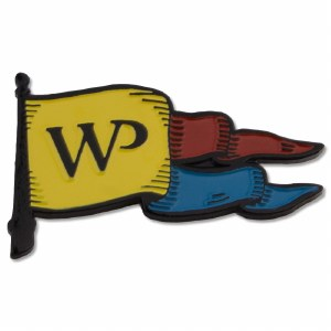 Waite & Peirce Pennant Pin