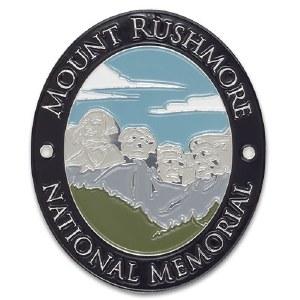 Mount Rushmore NM Hiking Medallion