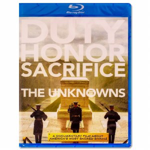 Duty, Honor, Sacrifice, The Unknowns Blu-Ray