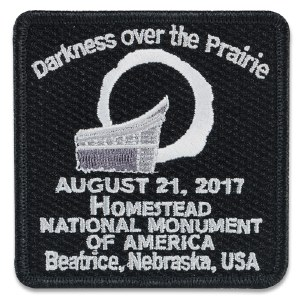 Homestead National Monument 2017 Eclipse Patch