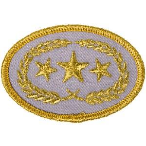 Confederate General Patch
