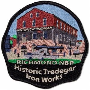 Tredegar Iron Works Patch