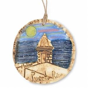 San Juan Clay Ornament