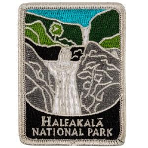Haleakala National Park Patch