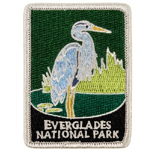 Everglades National Park Patch